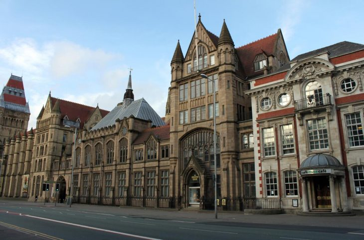 Manchester Museum and Jewish Museum