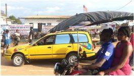 Internet access in Liberia