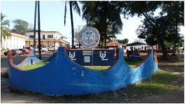 University of Liberia campus