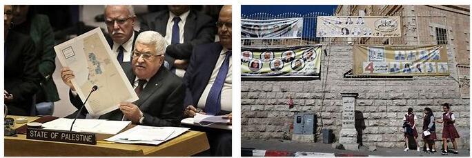7th General Congress of Fatah in Ramallah
