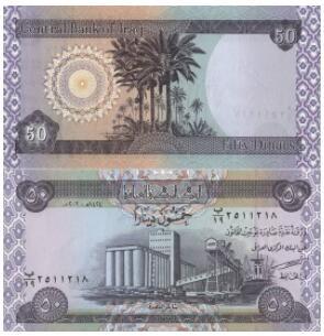 Iraq Money and money transfer