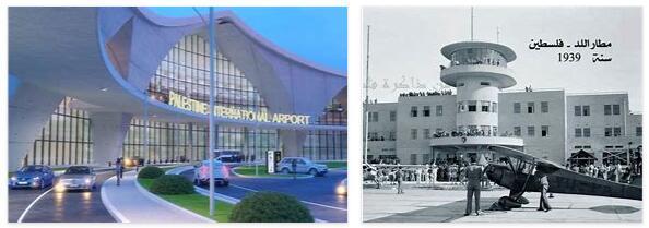 Palestine airport
