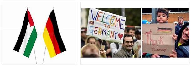 Palestine vs Germany