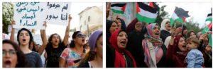 Palestinian population