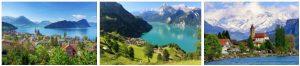 Lakes in Switzerland 1