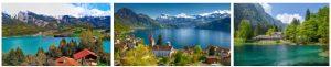 Lakes in Switzerland 2