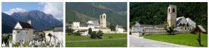 St. Johann Monastery in Müstair (World Heritage)