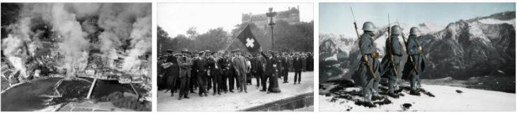 Switzerland after the Second World War 1