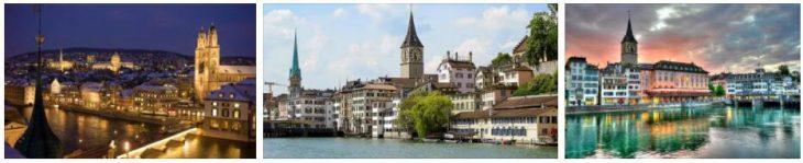 Zurich, Switzerland Cityscape