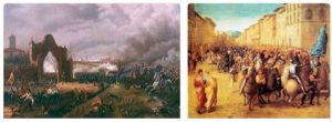 Italy History from 1254 to 1494