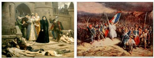 France History - Rise under the Sign of Absolutism