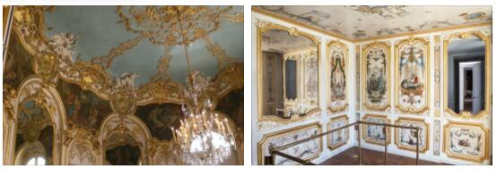 French Arts - Baroque and Rococo